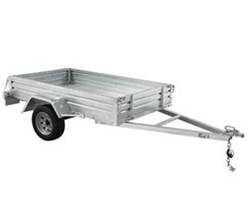 Trailer Hire Trailer Rental The Easy Way To Hire All Types Of